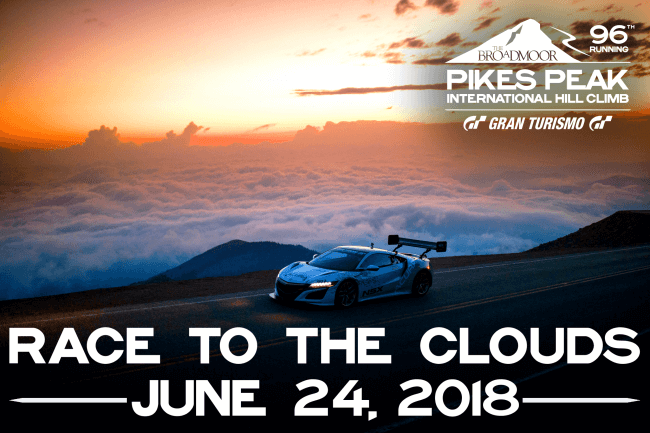 Pikes Peak International Hill Climb Compeor 2018 Race Date Set