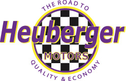 heuberger subaru logo
